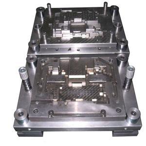 电子冲压模具
